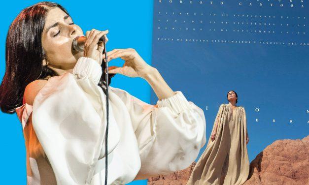 Ely Guerra anuncia 'Zion', su nuevo álbum