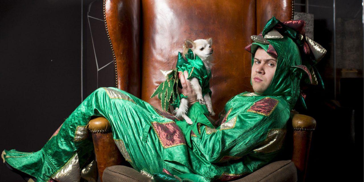 Piff The Magic Dragon presentará su show en el Segerstrom Center for the Arts