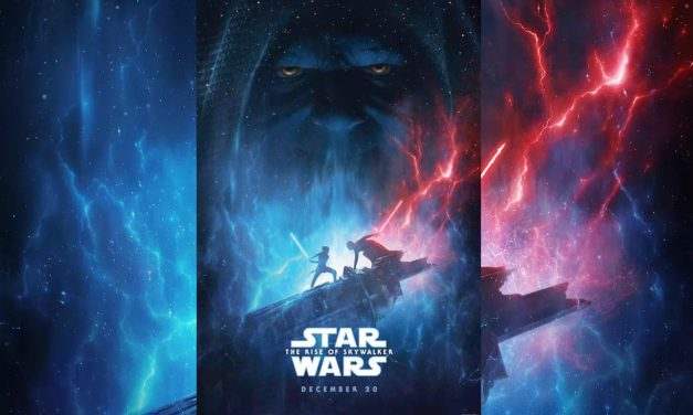 Revelan póster de 'Star Wars: The Rise of Skywalker'