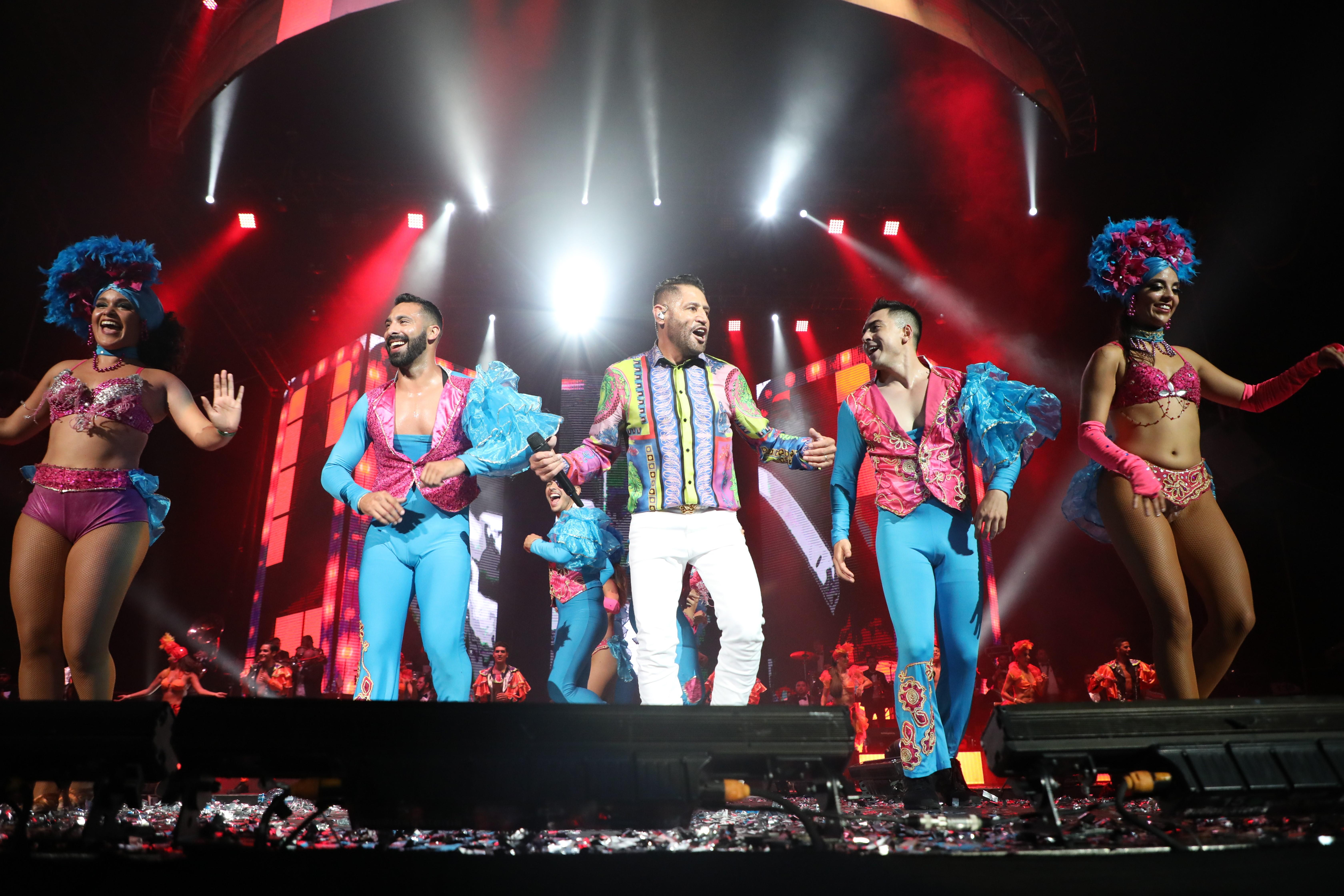 Inolvidable Noche para Pancho Barraza en la Arena Monterrey