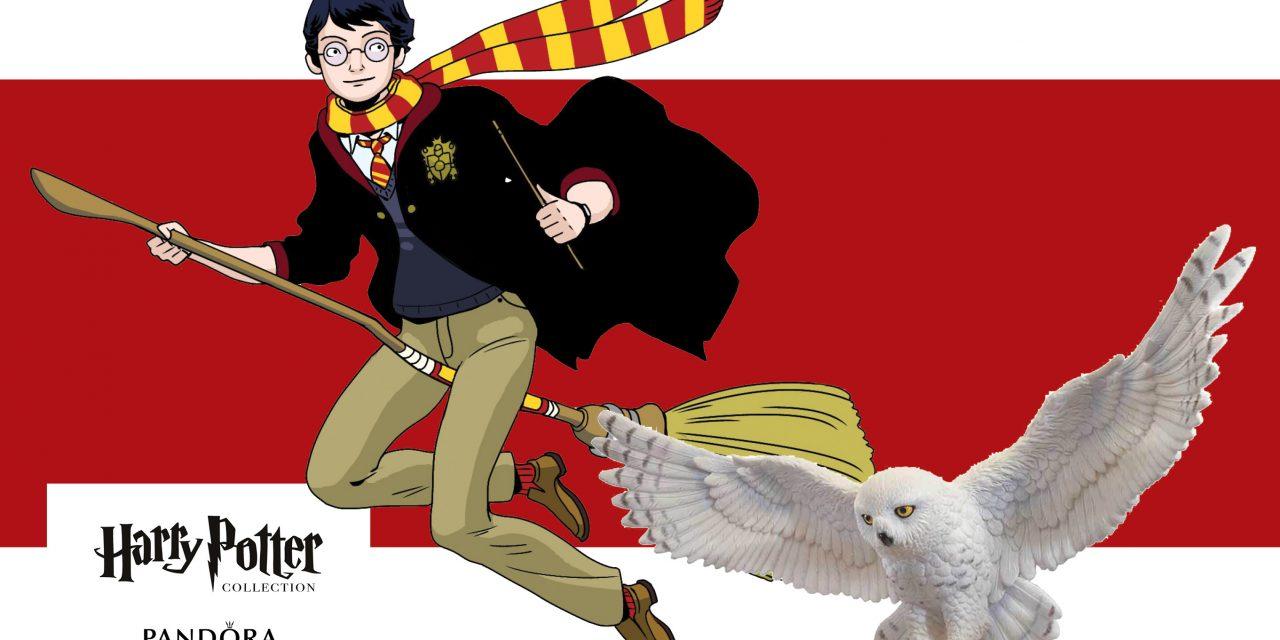 Pandora y Warner lanzarán una colección de Harry Potter