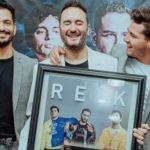 El Grupo líder de México REIK continúa su arrollador éxito con espectacular recibimiento en Sudamérica y seis nuevas  certificaciones