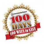 La campaña «100 Days, 100 Ways» ayuda a los consumidores a ahorrar dinero en estas fiestas de invierno