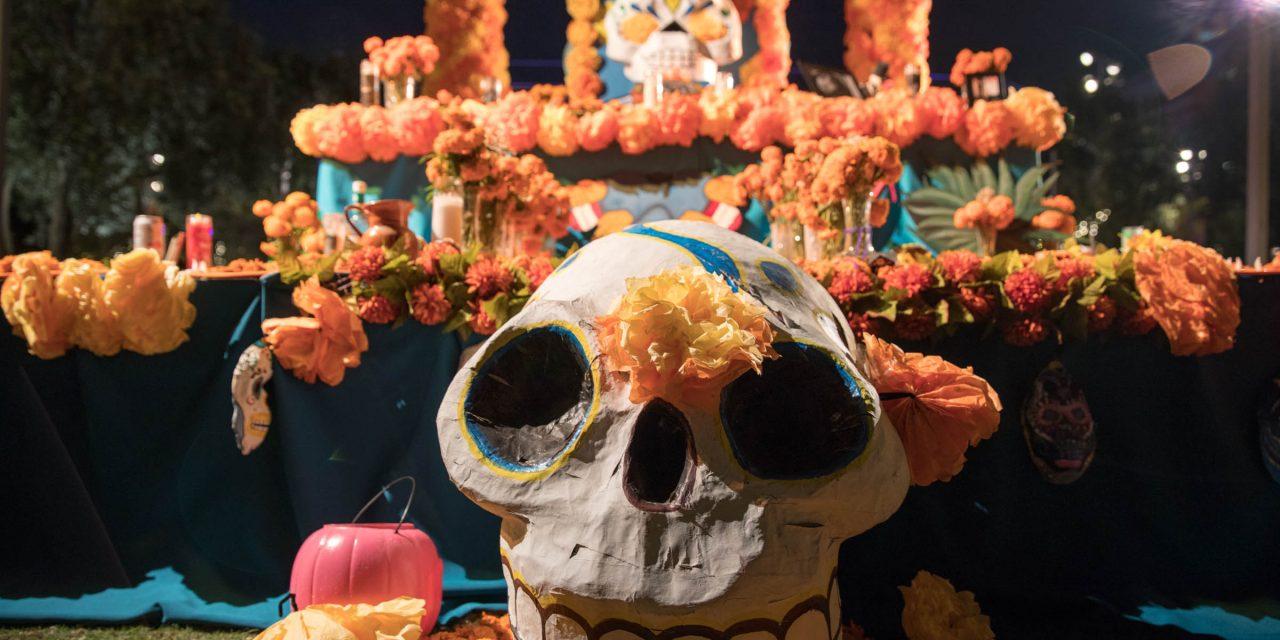 No te pierdas la séptima edición anual del Día de los Muertos de Grand Park