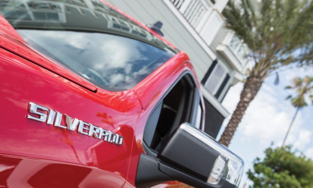 Chevy Silverado 2019, más fuerte y avanzada que nunca!