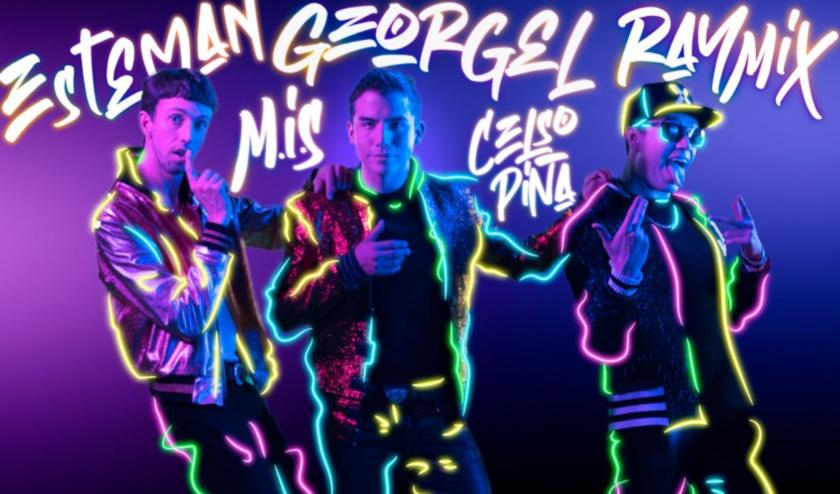 Georgel anuncia el histórico remix de «El Noa Noa»