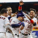 Lista la Serie Mundial: Astros Vs. Nacionales