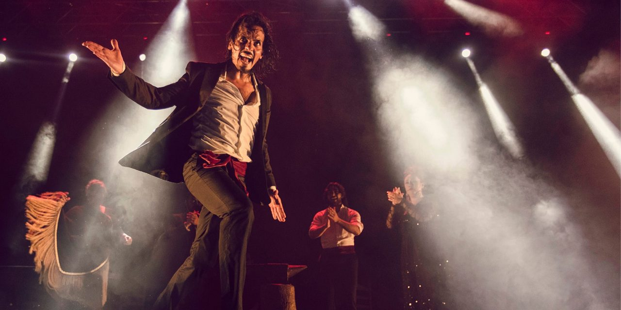 Farruquito traerá el sabor de su ritmo al Segerstrom Center