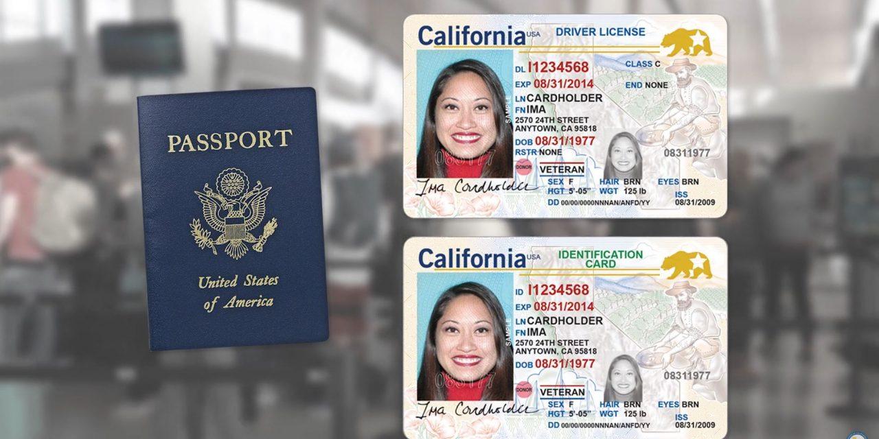 La Aplicación del REAL ID Comienza en un Año: ¿Está Listo?