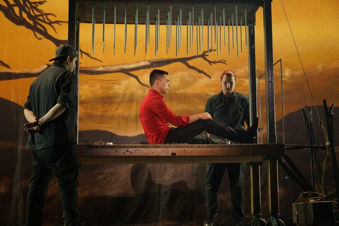 CHAMPIONS OF MAGIC LLEGAN AL SEGERSTROM CENTER FOR THE ARTS NOV-23-2019