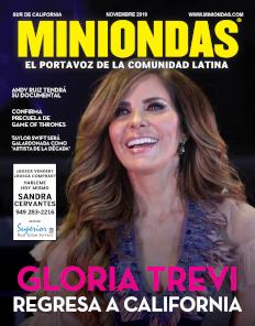 Miniondas Newspaper Edición Noviembre 2019