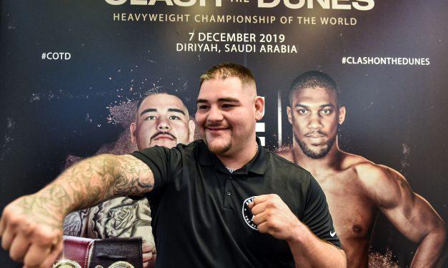 Ruíz-Joshua: La pelea más cara de la historia