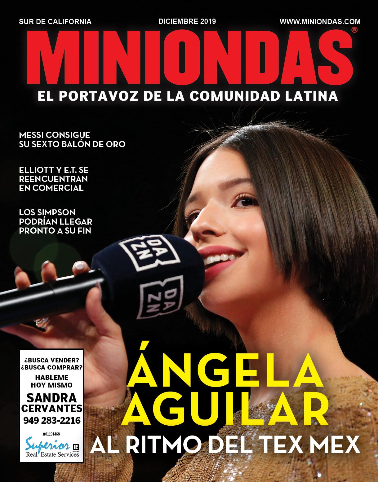 Miniondas Newspaper Edición Diciembre 2019