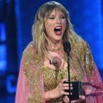 Taylor Swift hace historia en los American Music Awards