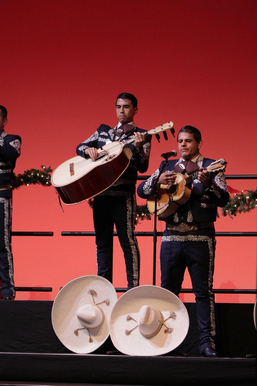 ¡Musco Center For The Arts Se Vistió De México en una presentación estelar!