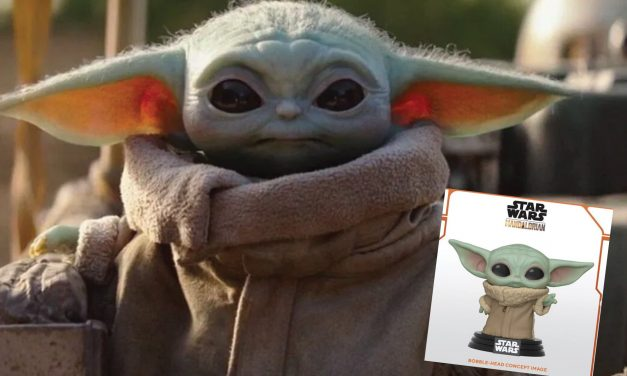 Funko comparte fotos de la figura de Baby Yoda