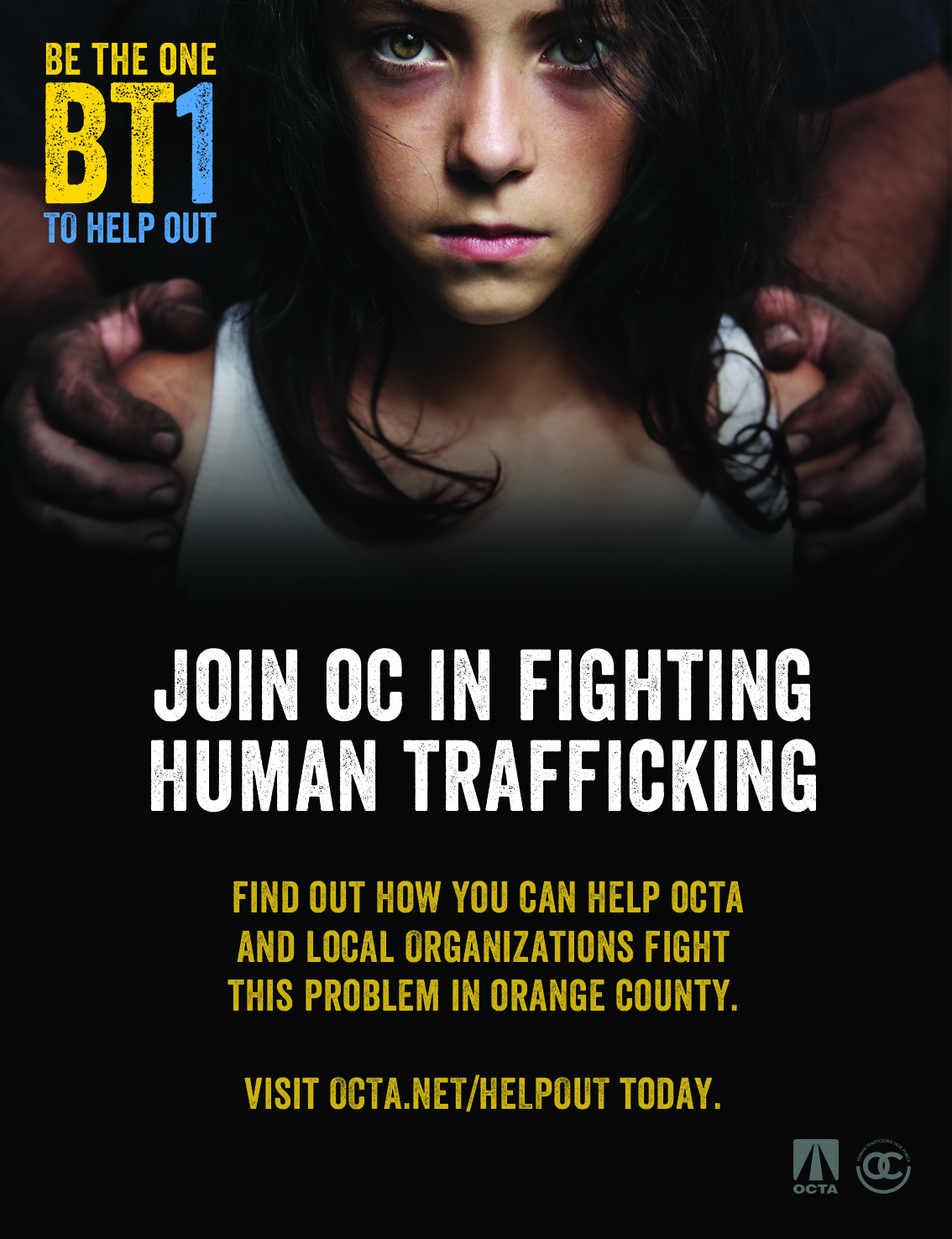 Be the One BT1 to Help Out