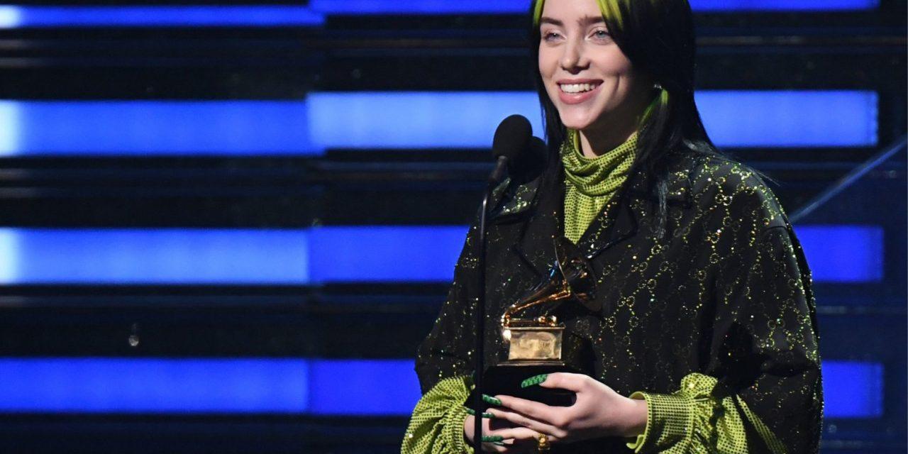 Billie Eilish, Lizzo y Rosalía hacen historia en los Premios Grammy
