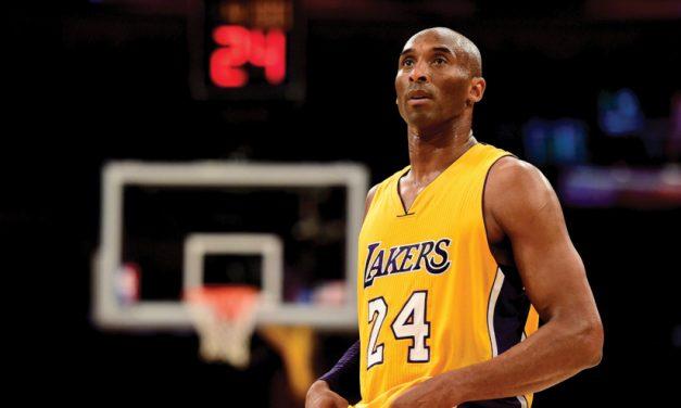 Adiós Kobe Bryant