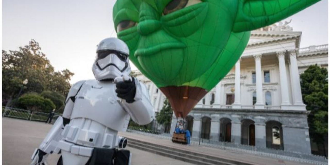 Disneyland Resort celebra la nueva Star Wars