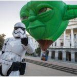 Disneyland Resort celebra la nueva Star Wars