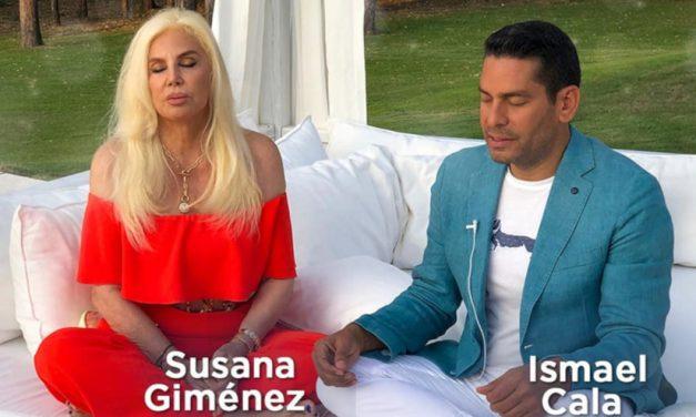 Susana Giménez e Ismael Cala protagonizarán desde Punta del Este una meditación colectiva por Australia