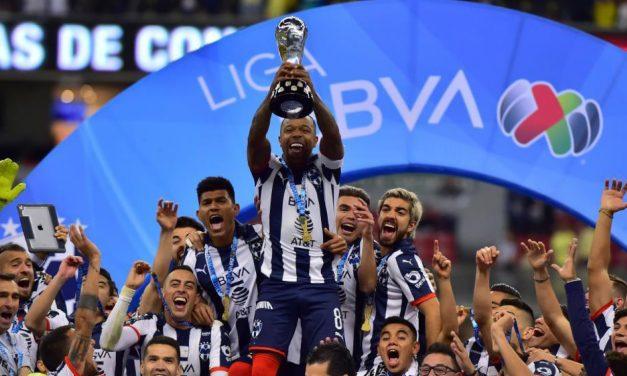 Rayados campeón del fútbol mexicano