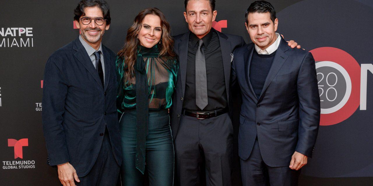Telemundo Global Studios presentó sus próximos estrenos durante evento exclusivo en Natpe