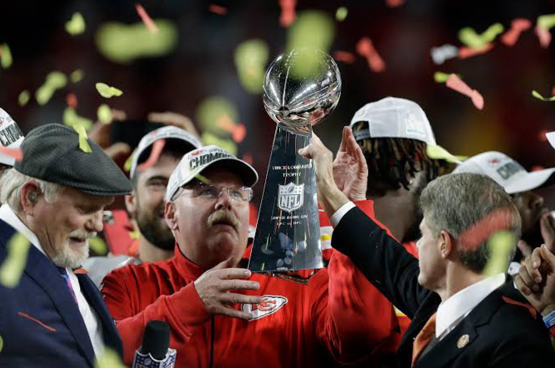 Kansas City campeones del Super Bowl