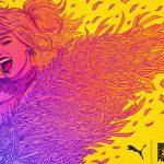 Puma lanza colección de tenis inspirados en 'Aves de Presa'