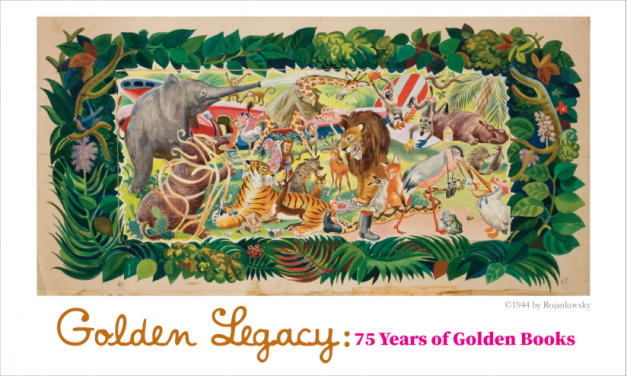La exposición «Golden Legacy: 75 años de Little Golden Books» se inaugurará en Fullerton Museum Center