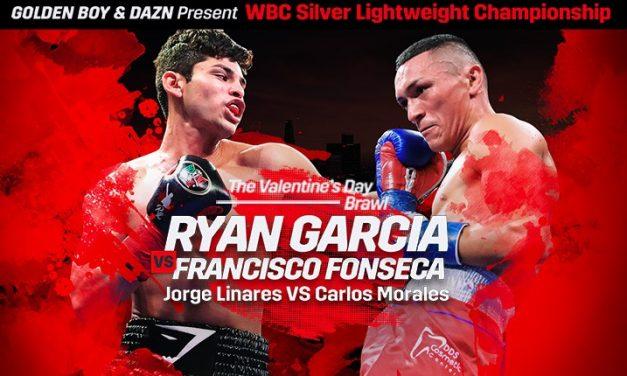 Ryan García VS Francisco Fonseca Feb-14 Honda Center