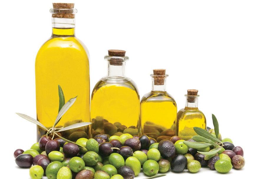 Adereza un estilo de vida más saludable con el aceite de oliva