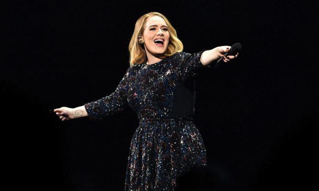 Adele estrenará material en septiembre