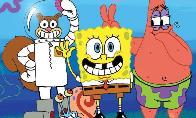 Nickelodeon anuncia precuela de Bob Esponja