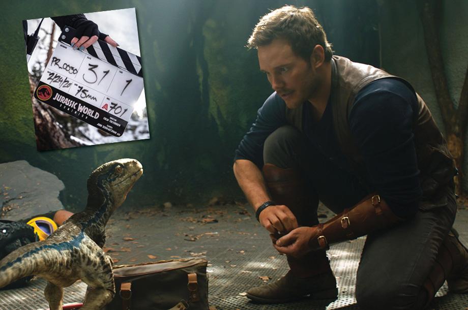 Chris Pratt regresa en 'Jurassic World: Dominion' la última película de esta trilogía
