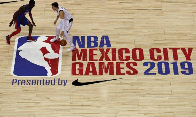 La NBA elige a México como una de sus plazas favoritas