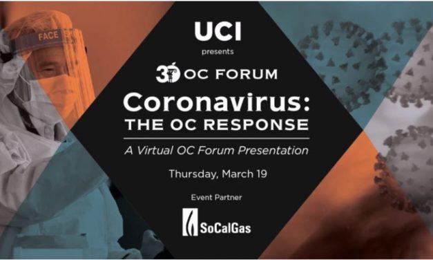 El OC Forum organizó crítica charla virtual sobre la respuesta del Condado de Orange al COVID-19