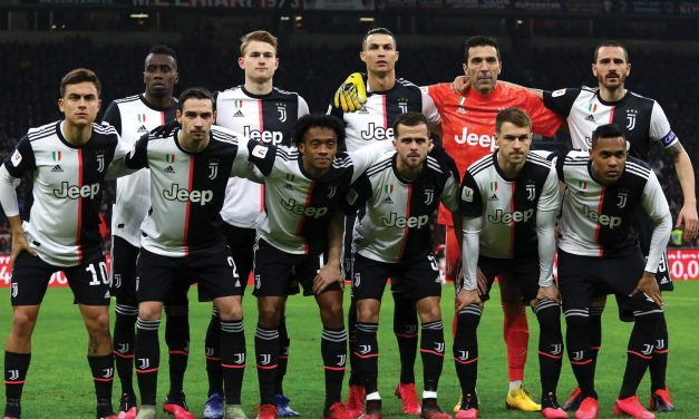 Juventus terminará cuarentena por COVID-19