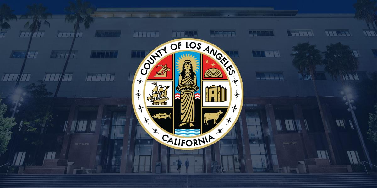Actualización del Centro de Operaciones de Emergencia del Condado de Los Ángeles COVID-19 – 25 de marzo de 2020