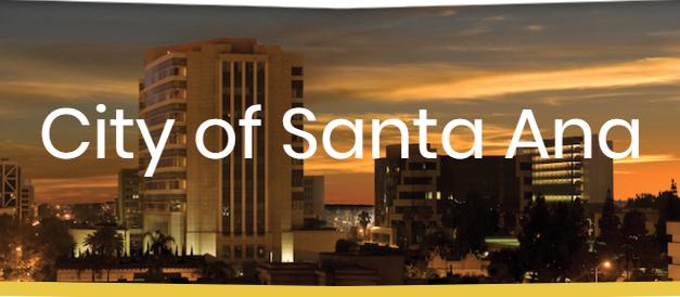 Ciudad de Santa Ana Da Extensión para Renovaciones de Licencia de Negocios