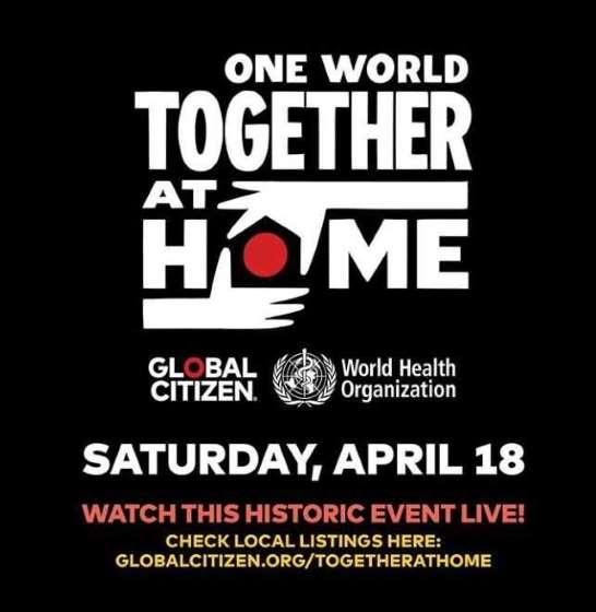 Cómo ver el concierto benéfico One World: Together At Home este fin de semana