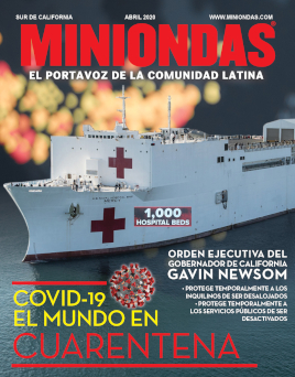 Miniondas Newspaper Edición Abril 2020