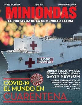 Miniondas Newspaper Edición Abril 2020