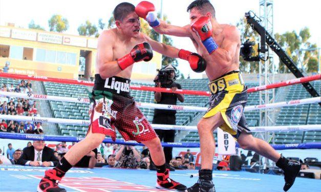 Ronny Rios, Campeón a la espera