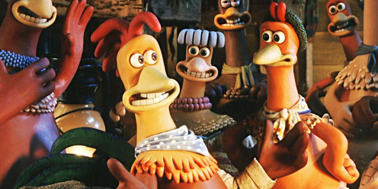 'Chicken Run' regresa 20 años después