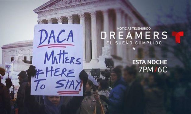 Noticias Telemundo presenta «Dreamers: El Sueño Cumplido»