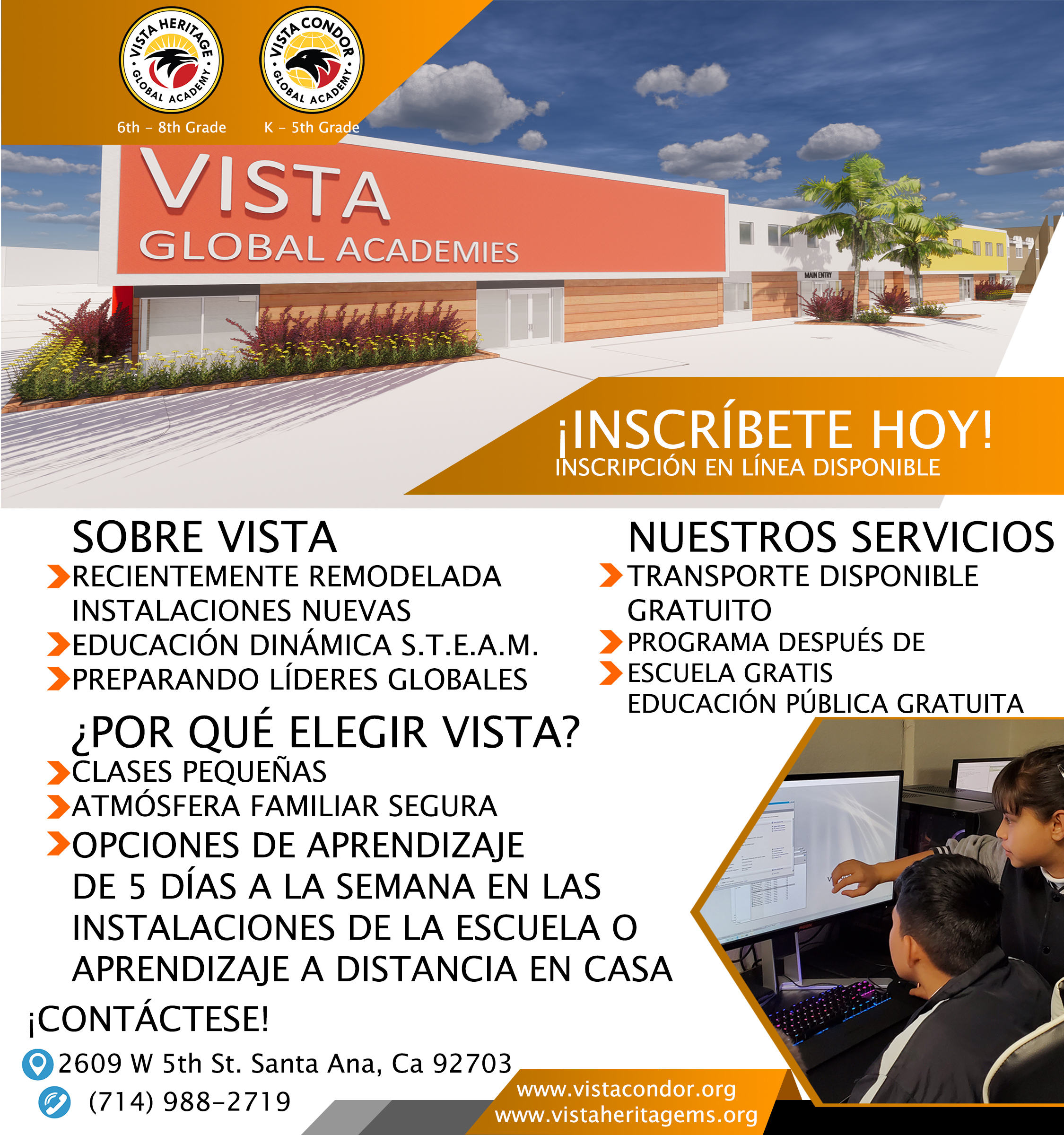 Vista Global Academies