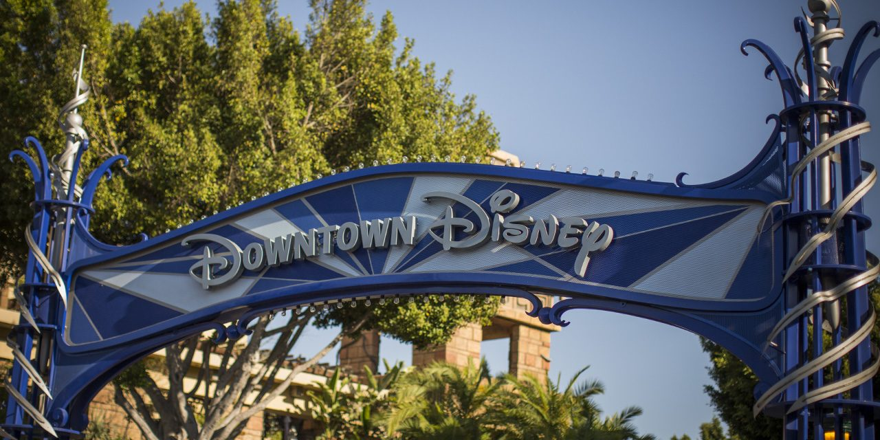 Disneyland Resort – Reapertura de Downtown Disney District en Anaheim, CA