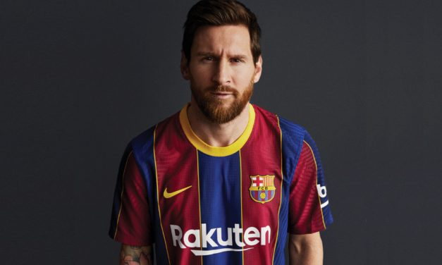 Barcelona presenta su nuevo jersey